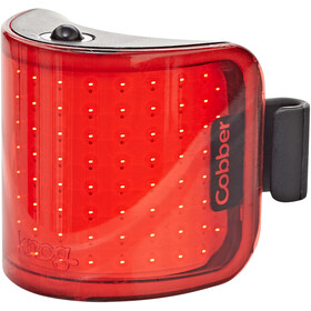 Knog Lil' Cobber LED Rear Light red/black